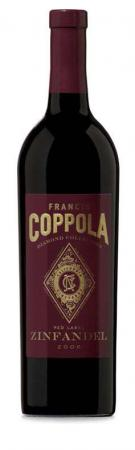 Francis Coppola Diamond Collection Red Label Zinfandel